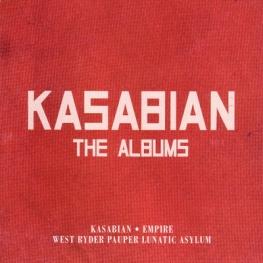 Kasabian: The Albums