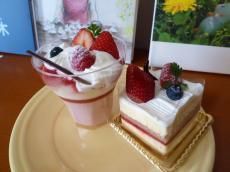 3月26日ケーキ