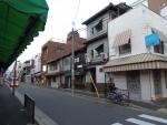 京都は標識がないのでわかりづらい