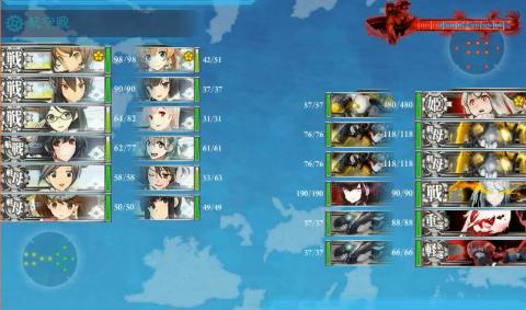 E-3戦力開幕