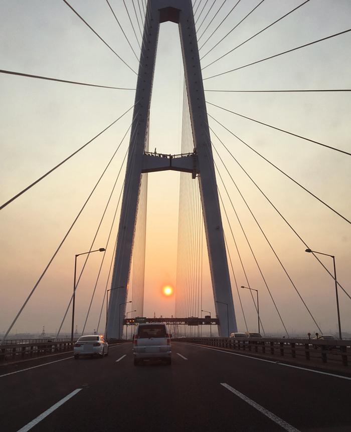 2017-3-19夕陽IMG_0822