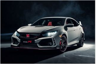 new Civic type R