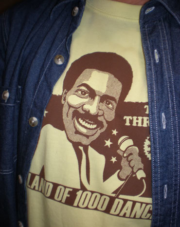 Wilson Pickett T Shirt caricature