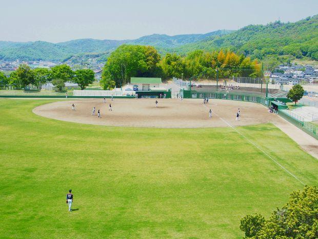 矢掛町総合運動公園2017②