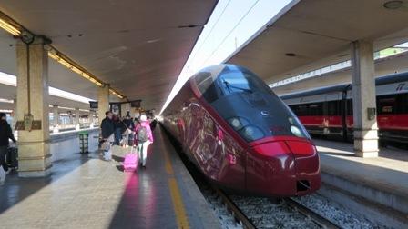 ローマ 鉄道