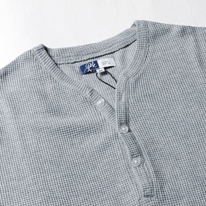 メンズ ヘンリーネックカットソー Tシャツ 2017