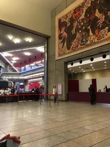 神奈川県民ホール内
