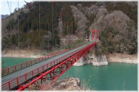 170312E 023神流湖の金毘羅橋32