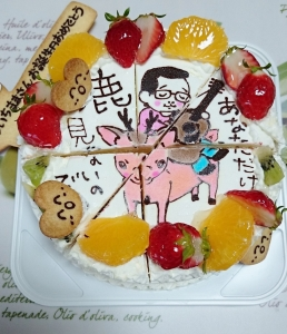 Birthdayケーキ (4)