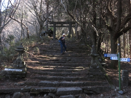 多良岳に登る 114