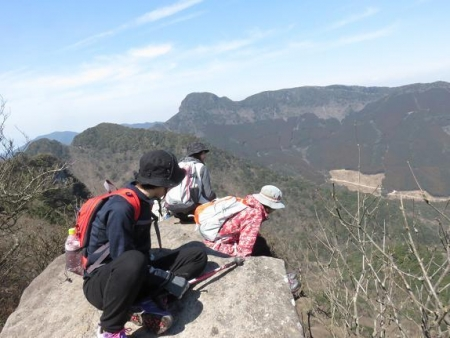 多良岳に登る 186
