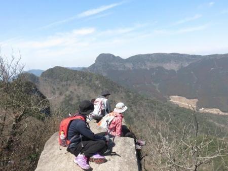 多良岳に登る 188