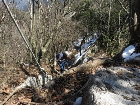 多良岳に登る 174