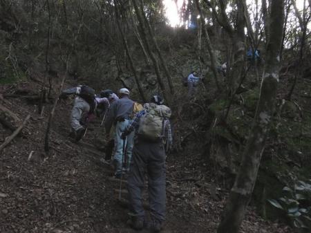 カラ迫山開き 119