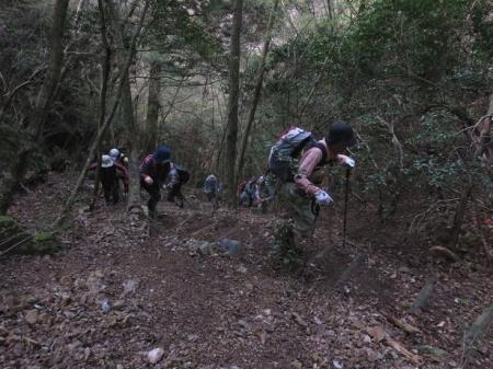 カラ迫山開き 118