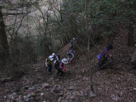 カラ迫山開き 117