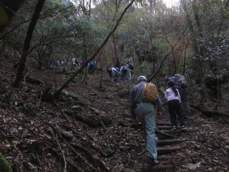 カラ迫山開き 116