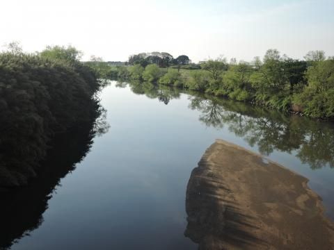 夏井川の風景3