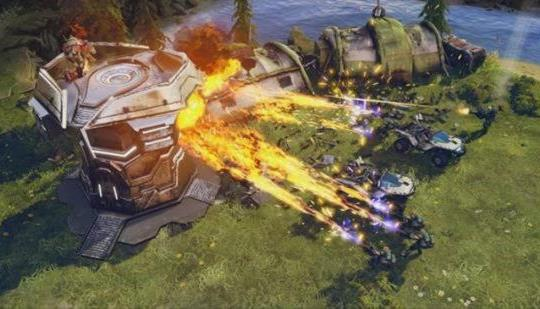 Xbox One、PCのHalo Wars 2レビュー