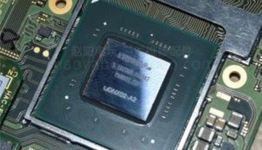 ニンテンドースイッチ内部の画像が漏れた; 使用されるハードウェアの一部を明らかにする