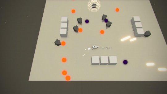 『ニーア:オートマト』IGNレビュー シューティング