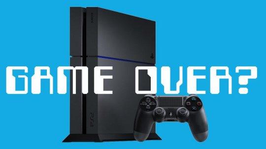 スコルピオは、PS4のゲームオーバーを意味しますか?