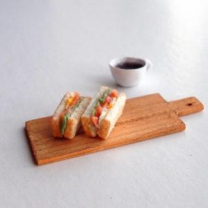 三色サンドイッチ1