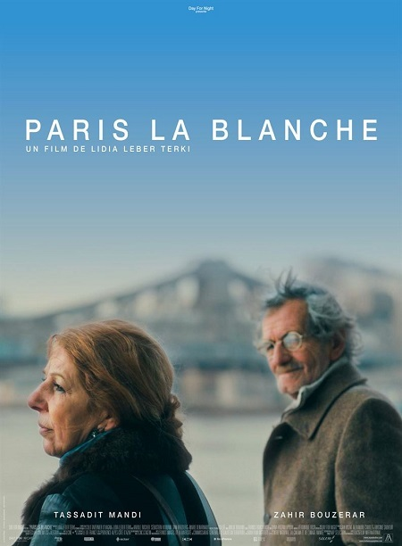 映画『Paris la blanche』