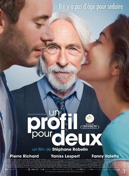 映画 『un profil pour deux』