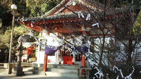 114-0915 磯天神菅原神社