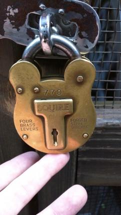 ミッキーの鍵