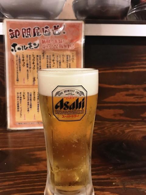 大阪ホルモン (5)