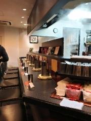 烈志笑魚油 麺香房 三く (9)
