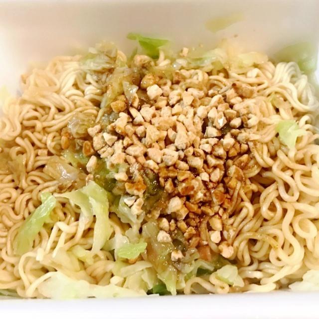ペヤング納豆 (2)