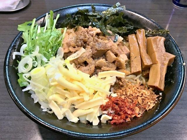 ラーメンつけ麺 奔放 (5)