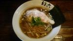 幻六 幻六醤油そば 17.2.26