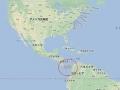 パナマ地図