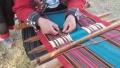 オリャンタイタンボ毛織物