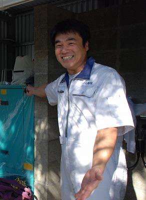 2010年の小林さん
