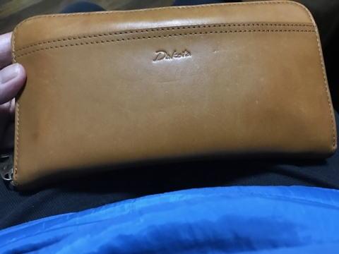 オニューの財布2017