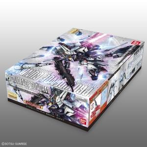 MG プロヴィデンスガンダム G.U.N.D.A.M. プレミアムエディションのパッケージ(箱絵)2
