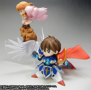 新SDガンダム外伝 鎧闘神戦記 騎士ヒイロ&天使リリーナ姫02
