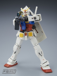 MG RX-78-02 ガンダム (GUNDAM THE ORIGIN版) スペシャルVer.003