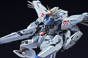 METAL BUILD ガンダムF91t (2)