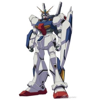"""ガンダムAN-01""""トリスタン"""""""