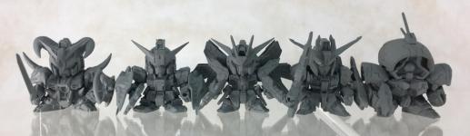 SDガンダムNEO 02テストショット