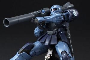 HG MS-05 ザクI(黒い三連星機)t