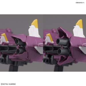 MG ジャスティスガンダムの彩色試作 (4)