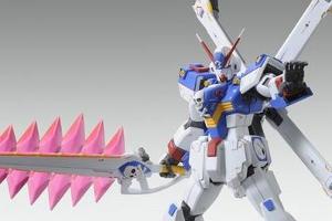 MG クロスボーンガンダムX3 Ver.Ka 【再販】t