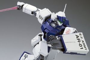 MG ジム・スナイパーII(ホワイト・ディンゴ隊仕様)rt
